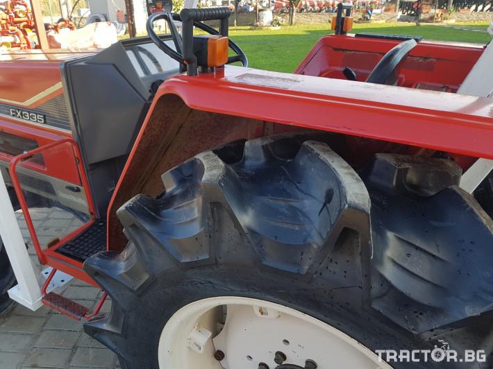 Трактори Yanmar 335 6 - Трактор БГ
