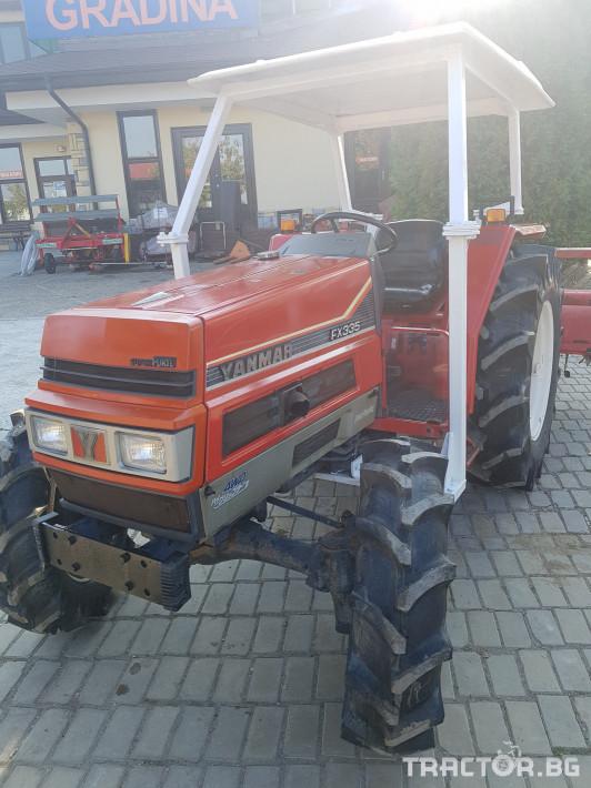 Трактори Yanmar 335 8 - Трактор БГ