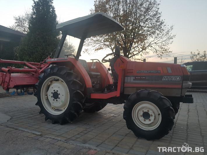 Трактори Mitsubishi MT30 0 - Трактор БГ