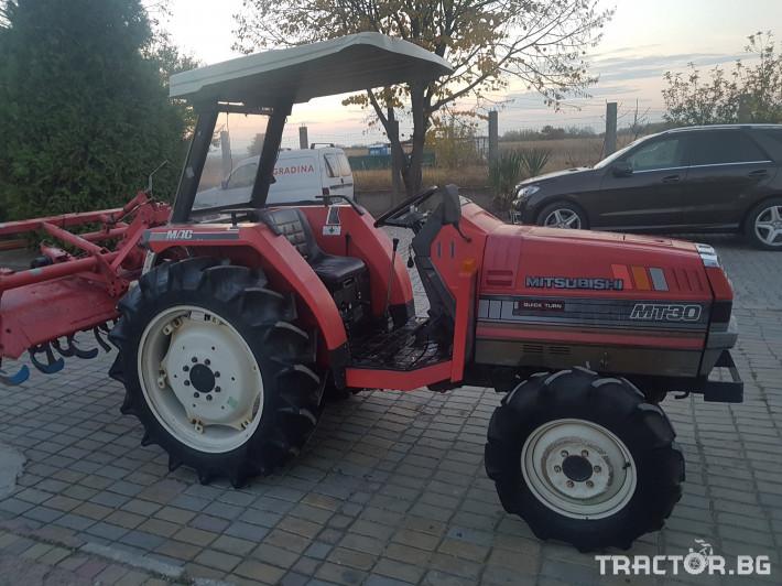 Трактори Mitsubishi MT30 1 - Трактор БГ