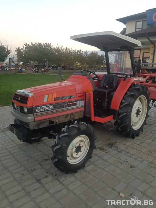 Трактори Mitsubishi MT30 2 - Трактор БГ