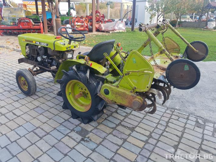 Трактори Yanmar 1300 3 - Трактор БГ
