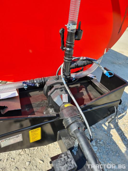 Ремаркета и цистерни Цистерна за вода 10 тона 2 - Трактор БГ