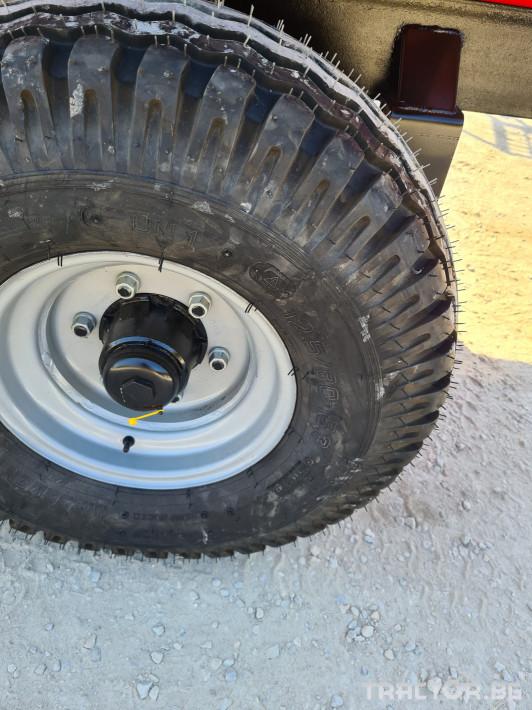 Ремаркета и цистерни Цистерна за вода 10 тона 4 - Трактор БГ