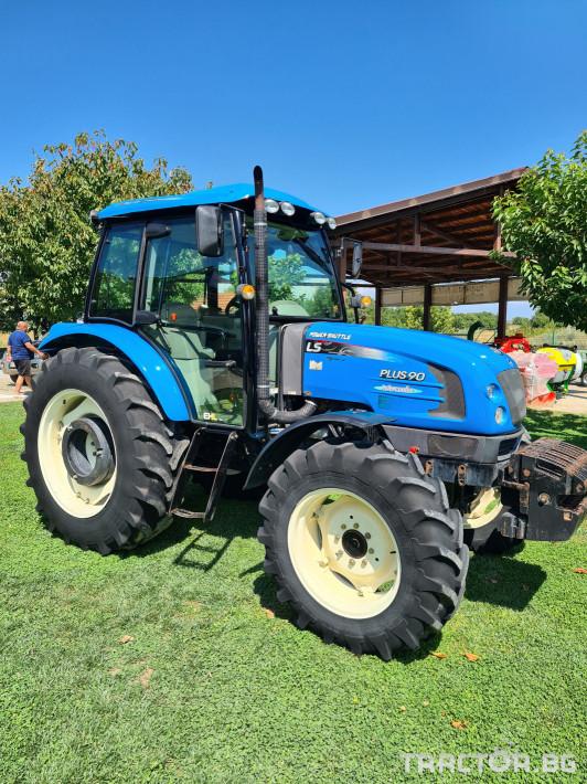 Трактори LS 90 0 - Трактор БГ