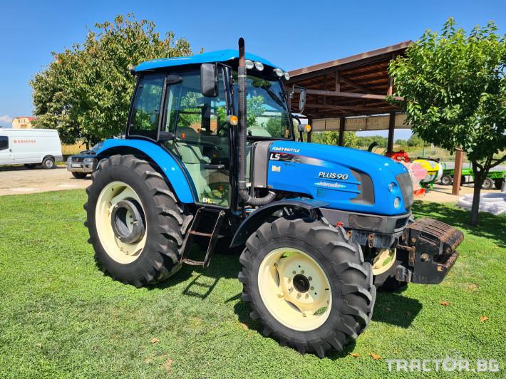 Трактори LS 90 1 - Трактор БГ