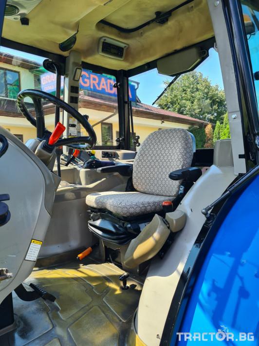 Трактори LS 90 5 - Трактор БГ