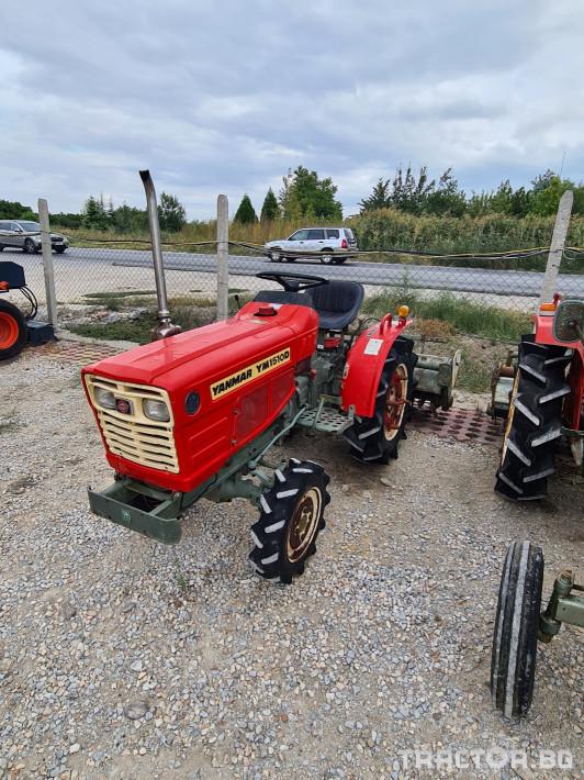 Трактори Yanmar 1500 0 - Трактор БГ