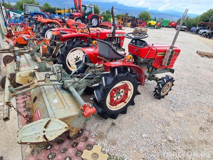 Трактори Yanmar 1500 2 - Трактор БГ
