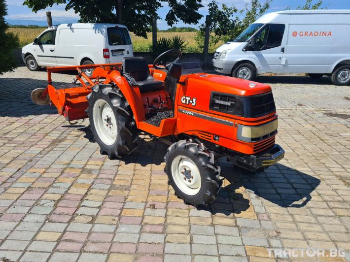 Трактори Kubota GT 3 0 - Трактор БГ