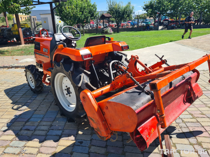 Трактори Kubota GT 3 2 - Трактор БГ
