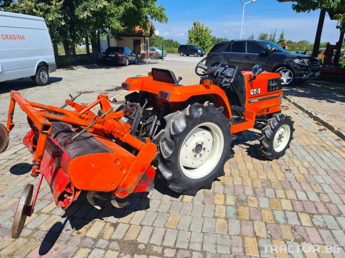 Трактори Kubota GT 3 3 - Трактор БГ