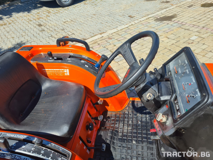Трактори Kubota GT 3 4 - Трактор БГ