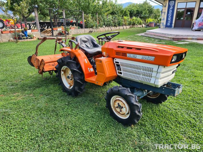 Трактори Kubota b1400 1 - Трактор БГ