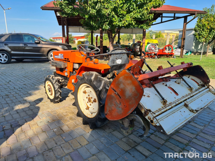 Трактори Kubota Хиномото 174 3 - Трактор БГ