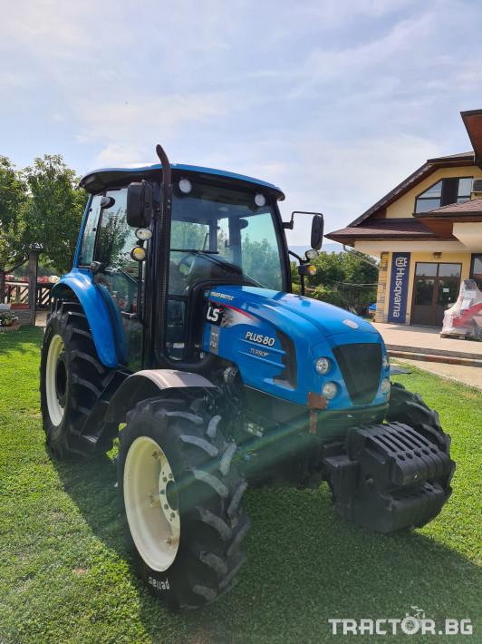 Трактори LS 80 1 - Трактор БГ