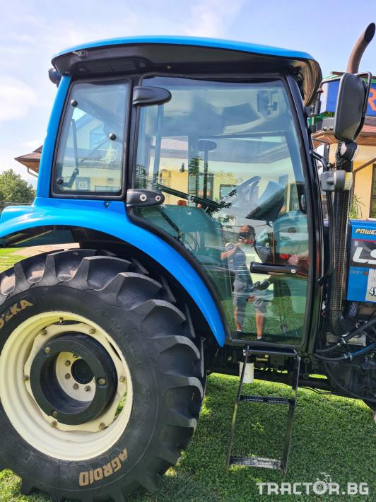 Трактори LS 80 2 - Трактор БГ