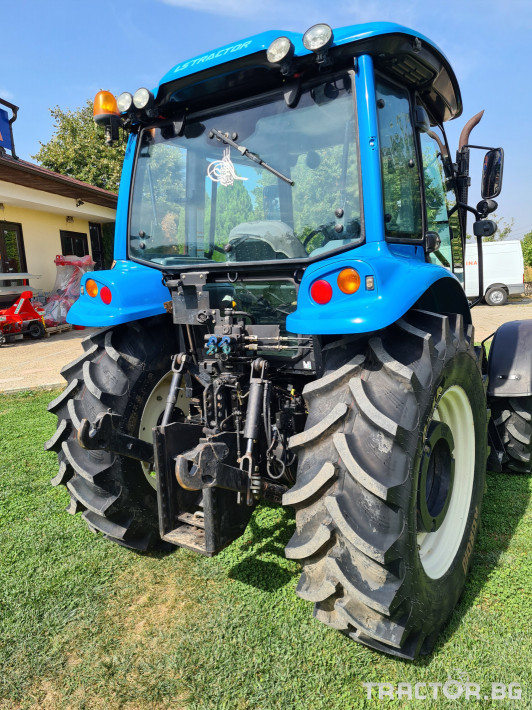 Трактори LS 80 3 - Трактор БГ