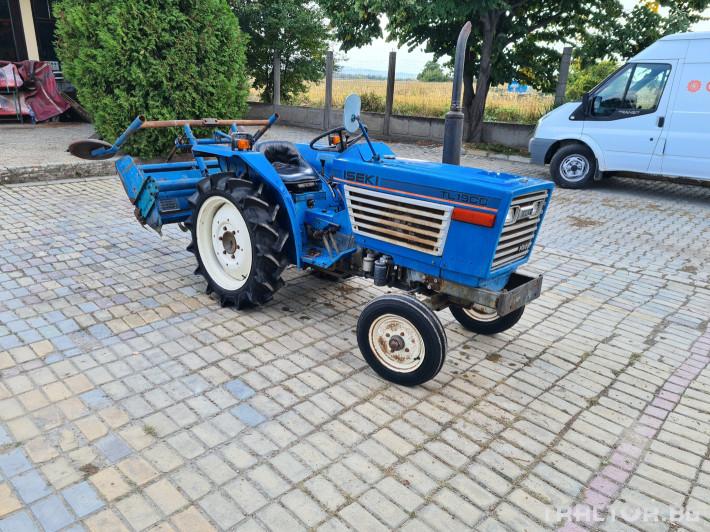 Трактори Iseki TL1900 0 - Трактор БГ