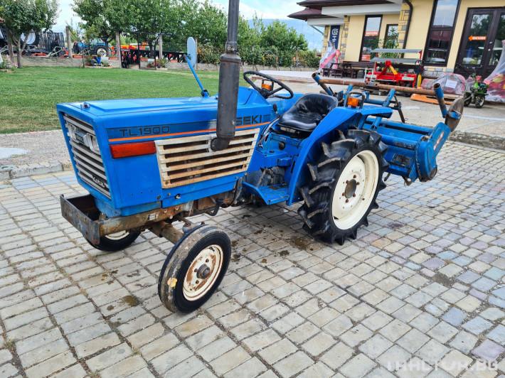 Трактори Iseki TL1900 1 - Трактор БГ