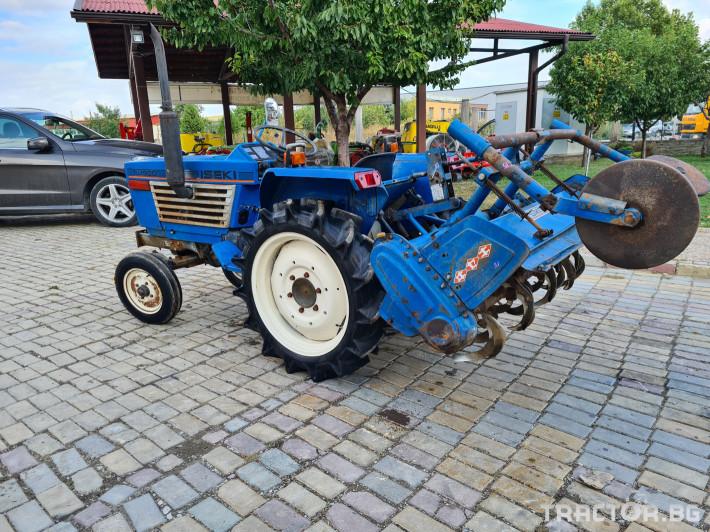 Трактори Iseki TL1900 2 - Трактор БГ