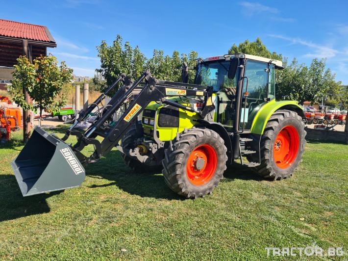 Трактори Claas Арес 566 РЗ 0 - Трактор БГ
