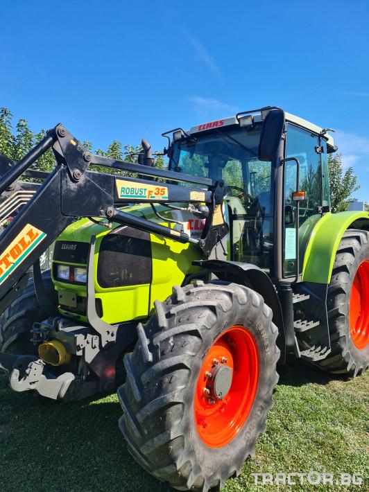 Трактори Claas Арес 566 РЗ 1 - Трактор БГ