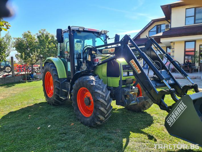Трактори Claas Арес 566 РЗ 3 - Трактор БГ