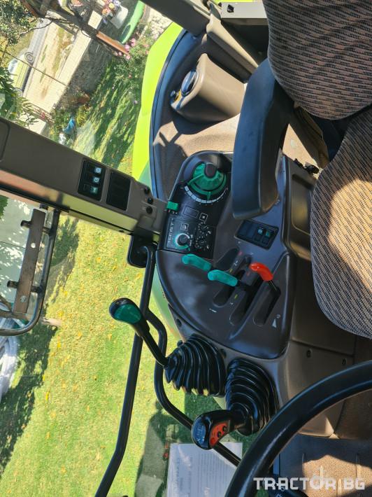 Трактори Claas Арес 566 РЗ 9 - Трактор БГ