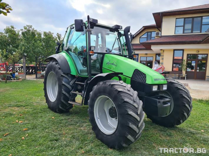 Трактори Deutz-Fahr Agrotron 6.20 tt 1 - Трактор БГ