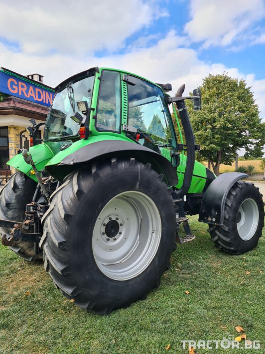 Трактори Deutz-Fahr Agrotron 6.20 tt 2 - Трактор БГ