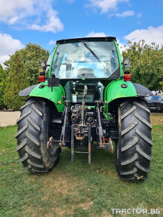 Трактори Deutz-Fahr Agrotron 6.20 tt 3 - Трактор БГ