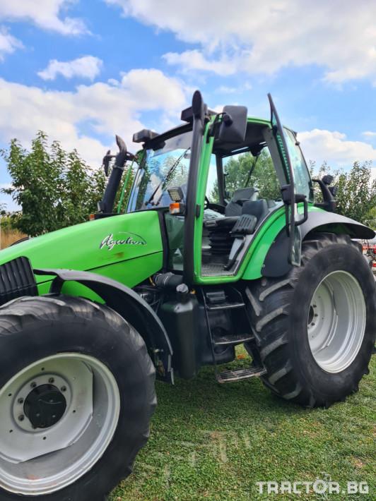 Трактори Deutz-Fahr Agrotron 6.20 tt 4 - Трактор БГ