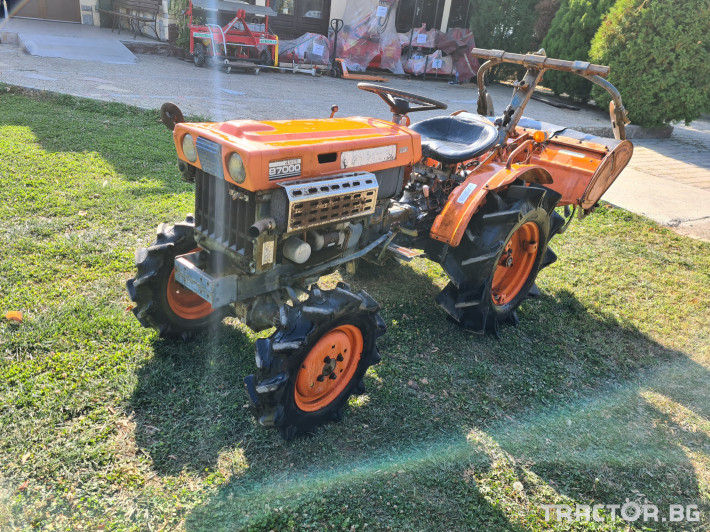 Трактори Kubota B7000 1 - Трактор БГ