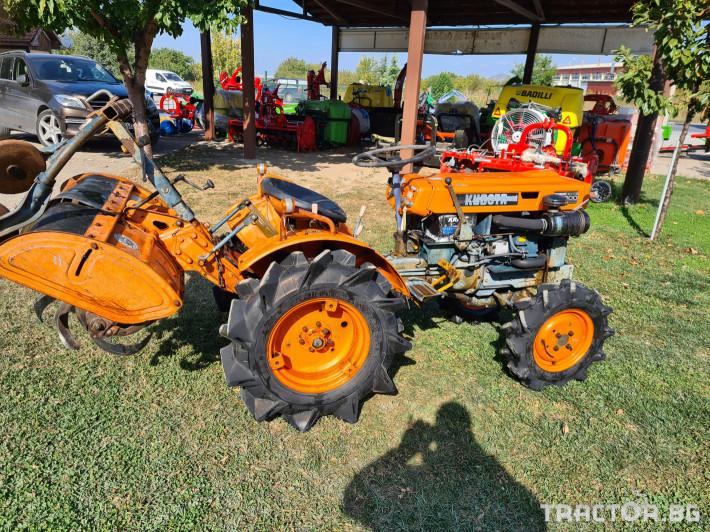 Трактори Kubota B7000 3 - Трактор БГ